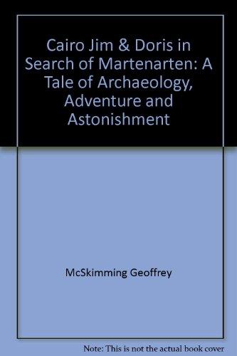9780340541272: Cairo Jim and Doris in Search of Martenarten