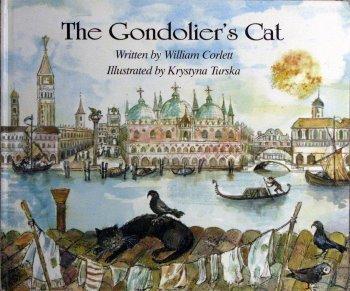 9780340541654: The Gondolier's Cat