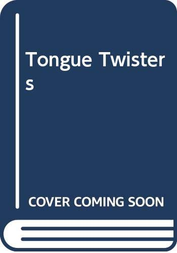 9780340541975: Tongue Twisters