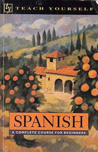 9780340543221: Spanish (Teach Yourself)