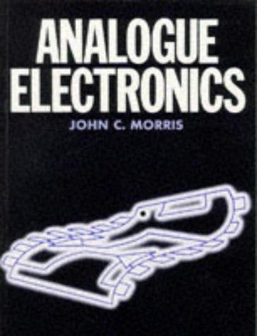 9780340544617: Analogue Electronics