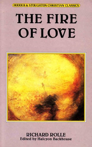 9780340544914: The Fire of Love (Christian classics)