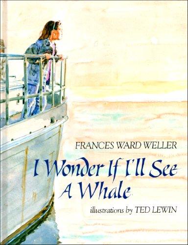 9780340546659: I Wonder If I'll See a Whale