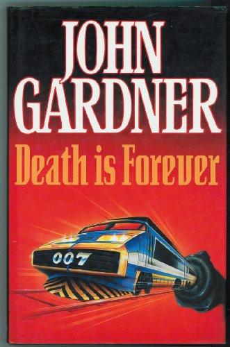 James Bond in John Gardner's Death is: John Gardner