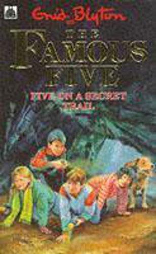 9780340548899: Five on a Secret Trail (Knight Books)