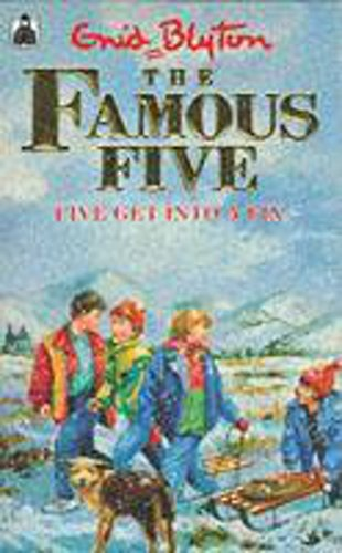 9780340548912: Five Get Into A Fix (The Famous Five)
