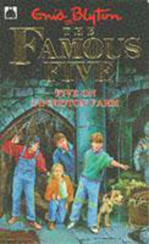 Five on Finniston Farm (Knight Books): Enid Blyton