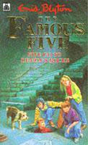 9780340548936: Five Go to Demon's Rocks (Knight Books)