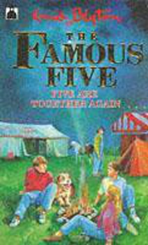 9780340548950: Five Are Together Again (Knight Books)