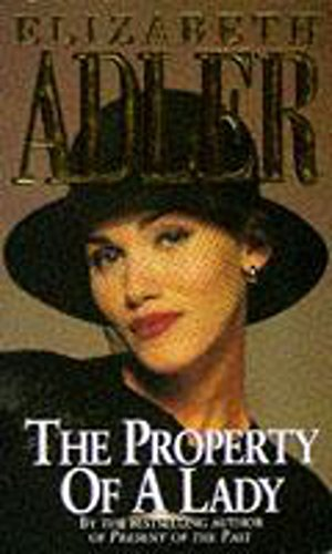 9780340551110: The Property of a Lady (Coronet Books)