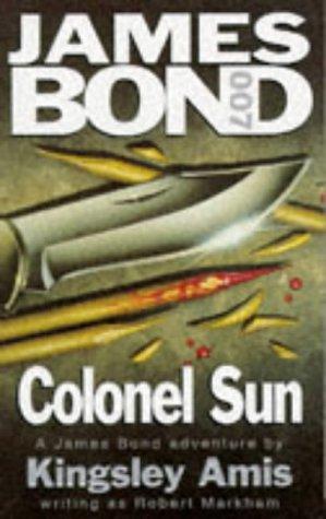 9780340551370: Colonel Sun