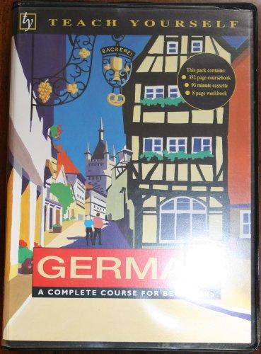 9780340553879: German (Teach Yourself)