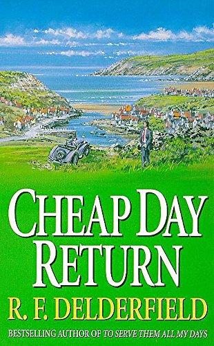 9780340554487: Cheap Day Return (Coronet Books)
