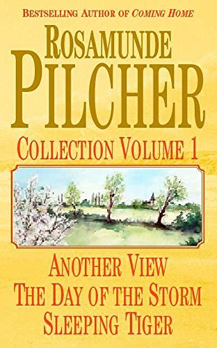 9780340556139: The Day of the Storm / Another View / Sleeping Tiger: The Rosamunde Pilcher Collection