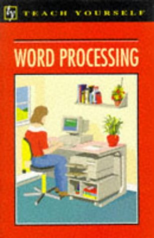 9780340556443: Word Processing (Teach Yourself)
