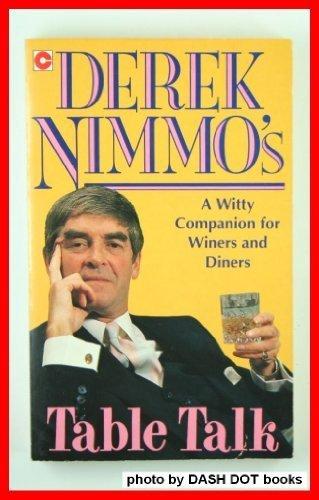 Table Talk (Coronet Books): Derek Nimmo