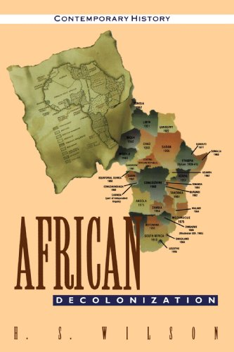 9780340559291: African Decolonization (Contemporary History Series)