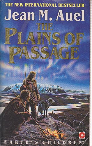 9780340559628: The Plains of Passage: Book 4 (Earth's Children S.)