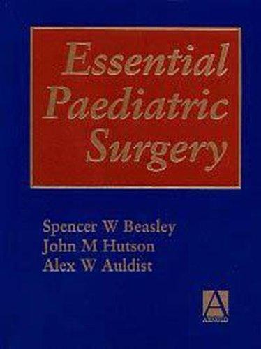 9780340560174: Essential Paediatric Surgery