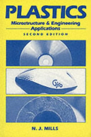 9780340560433: Plastics, Microstructure and Engineering Applications