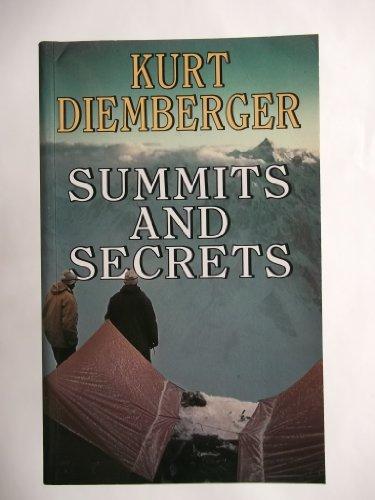 9780340560488: Summits and Secrets