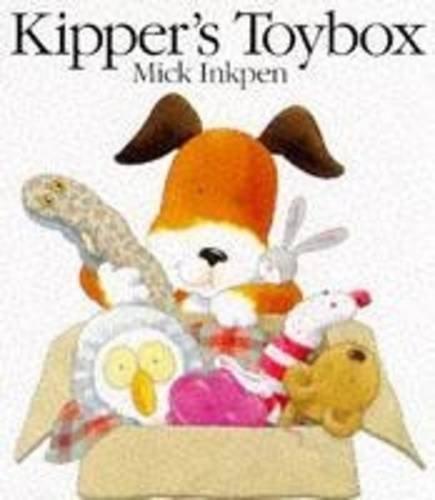 9780340560815: Kipper's Toybox