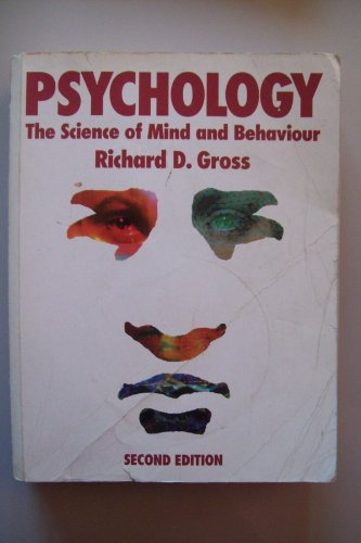 9780340561362: Psychology: The Science of Mind and Behaviour