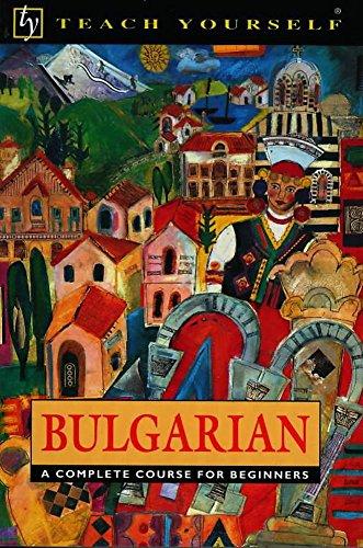 9780340561775: Teach Yourself Bulgarian (TYL)