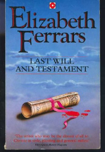 9780340562260: Last Will and Testament