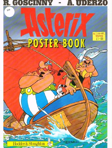 9780340562932: Asterix Poster Book