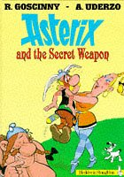 9780340562956: Asterix and the Secret Weapon (Classic Asterix hardbacks)