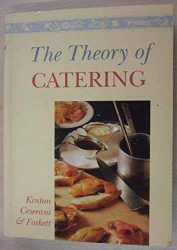 9780340563038: Theory of Catering