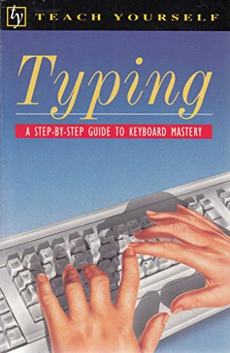 9780340564424: Typing (Teach Yourself)