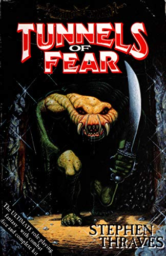 9780340566008: Tunnels of Fear (Adventure Game Book)