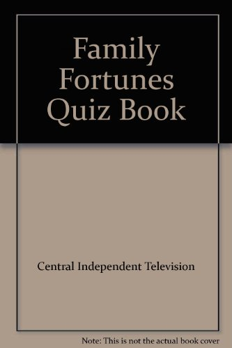 9780340566152: Family Fortunes Quiz Book
