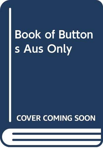 9780340566749: Book of Buttons Aus Only