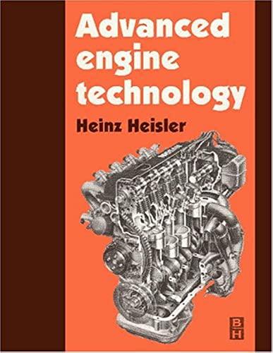 9780340568224: Advanced Engine Technology