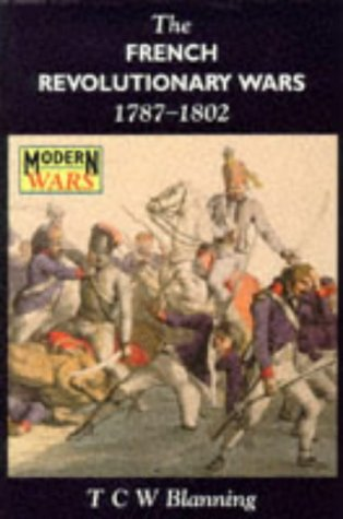 9780340569115: The French Revolutionary Wars, 1787-1802 (Modern Wars)
