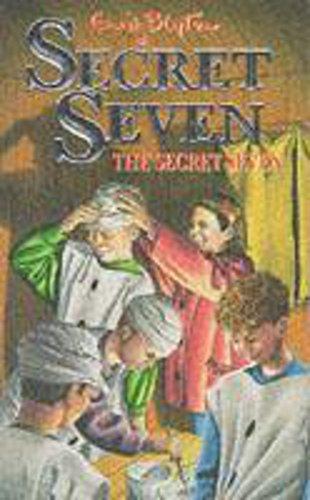 9780340569801: The Secret Seven