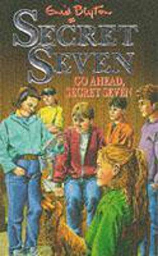 9780340569849: Go Ahead, Secret Seven