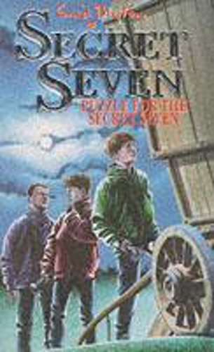 9780340569894: Puzzle For The Secret Seven: Book 10