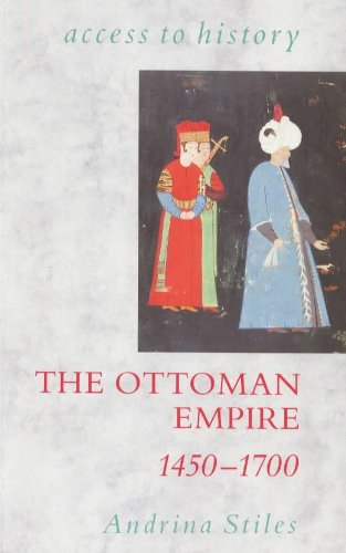 9780340569993: The Ottoman Empire: 1450-1700 (Access to History)