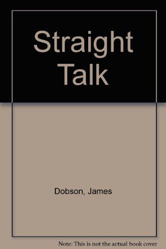 9780340570753: Straight Talk