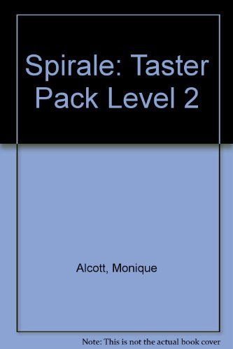 Spirale: Taster Pack Level 2 (0340570881) by Jacqueline Jenkins; Barry Jones
