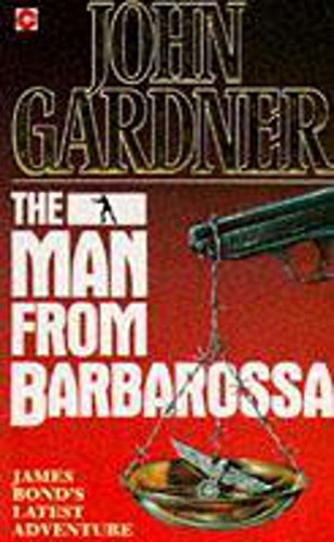 9780340571125: The Man from Barbarossa