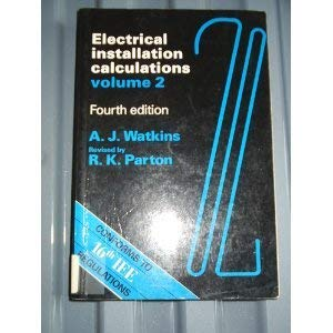 9780340572597: Electrical Installation Calculations