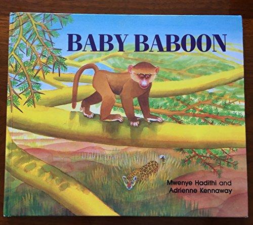 9780340572610: Baby Baboon