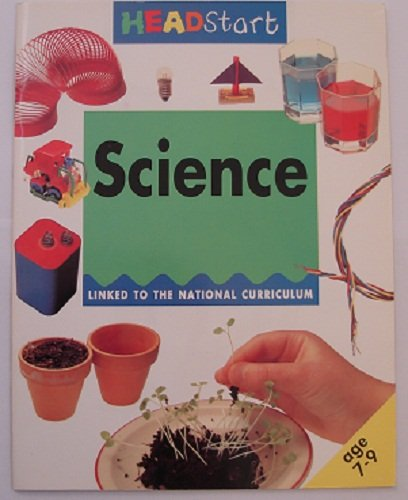 Headstart: Science Key Stage 2: Clarke, Shirley, Silsby,