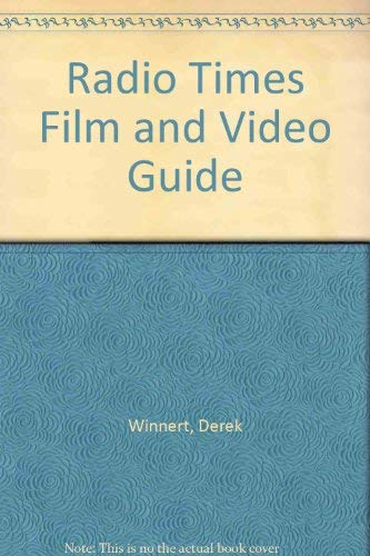 """9780340574775: """"Radio Times"""" Film and Video Guide"""