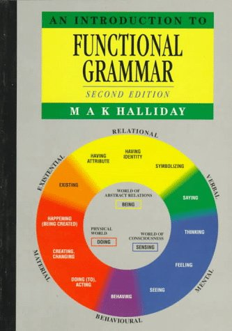 9780340574911: Introduction to Functional Grammar, 2Ed